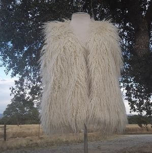 Vintage Lambskin Vest